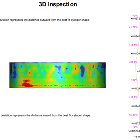 3D LASER SCAN YOUR EXISTING TANKS FOR DEFORMITY